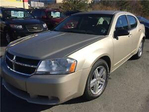 2008 Dodge Avenger SXT NEW WINTER TIRES, NEW MVI , UPGRADES