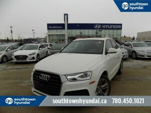 2018 Audi Q3 2.0T PROGRESSIV/LEATHER/PANO ROOF/BACKUP CAM