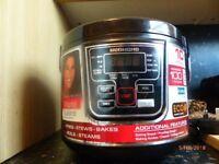 Redmond 3 litre multi cooker