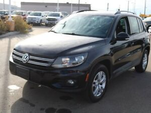 2014 Volkswagen Tiguan 2.0L TSI, 4MOTION, BLUETOOTH, HEATED FRON