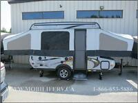 **CLEARANCE! **LOTS OF STORAGE! **FAMILY TENT TRAILER FOR SALE!