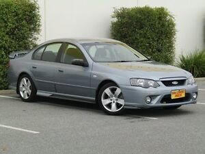 2008 Ford Falcon BF Mk II XR6 Grey 4 Speed Sports Automatic Sedan Melrose Park Mitcham Area Preview