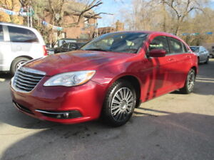 2012 Chrysler 200 Touring Low KM