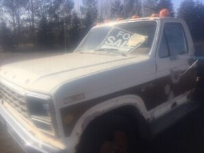 1980 ford f-350 low mileage