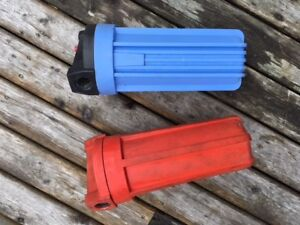 Water Filter Housings- Hot and Cold