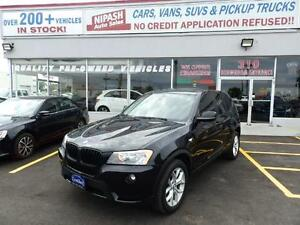 2012 BMW X3 28i NO ACCIDENTS,ONTARIO CAR DEALER MAINTAINED