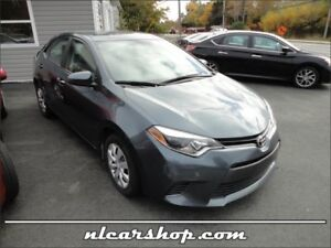 2015 Toyota Corolla LE auto, inspected - nlcarshop.com
