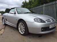 2004 MG TF 1.8 Stepspeed (120) (Auto) PX TO CLEAR, MOT April 2017. Only 48K Miles
