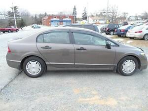 2010 HONDA CIVIC , AUTOMATIC, AIR, ALLOYS, NEW MVI UPON SALE