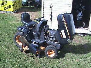 tracteur a gaszon  (54pouce 27force)
