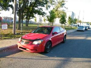 2006 Pontiac G5 Pursuit GT . TOIT OUVRANT .
