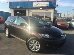 MAZDA CX-7 GT 2008 AC / CUIR / AWD / TOIT OUVRANT / IMPECCABLE !