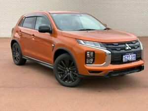 2019 Mitsubishi ASX XD MY20 MR 2WD Orange 6 Speed Constant Variable Wagon Morley Bayswater Area Preview