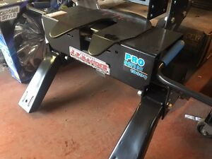 New 16K Fifth Wheel Reese Pro Series