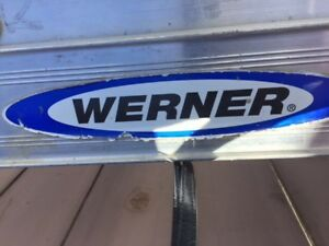 28' Werner ladder