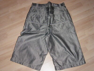 Redrum Shorts, Jeans, Silber, Gr.32