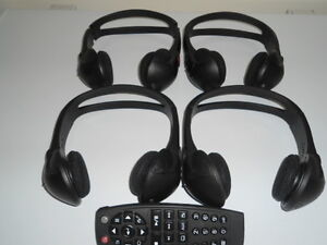 GM FACTORY REMOTE HEADPHONES
