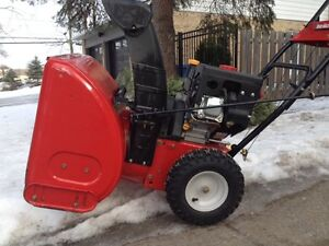 Yardworks 22' 208cc OHV, Nearly New