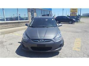 2012 Hyundai Accent GLS - FREE WINTER TIRE PACKAGE INCLUDED London Ontario image 2