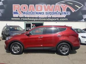 2017 Hyundai Santa Fe Sport SE LEATHER PAN ROOF BACK UP CAM