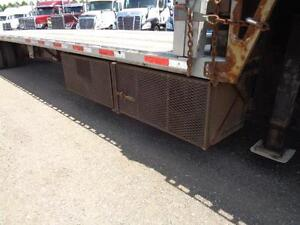 2007 FONTAINE 48'FT COMBO DROP DECK TRAILER Kitchener / Waterloo Kitchener Area image 13
