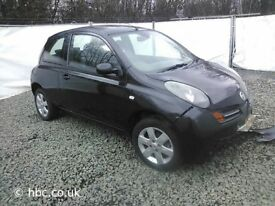 Nissan Micra 1.2 2004 For Breaking
