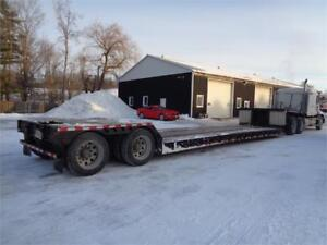 2008 XL SPECIALIZED RGN TANDEM FLOAT TRAILER