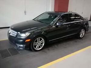 2013 Mercedes-Benz  C300 prix 18995$, 142$ bi-mensuel  0$ cash