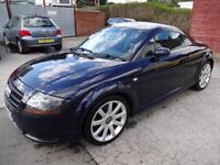 AUDI TT COUPE 1.8T QUATTRO 180~04/2004~6 SPEED MANUAL~3 OWNERS~CAMBELT CHANGED