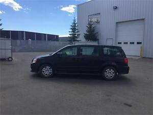 2014 dodge grand caravan on sale $9995 financing available trade