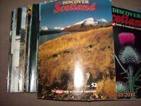 Discover Scotland Magazines