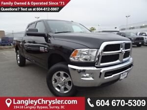 2016 RAM 3500 SLT *ACCIDENT FREE*ONE OWNER*LOCAL BC TRUCK*