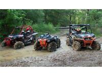 ALL Polaris HIGH LIFTER Edition Models now in stock