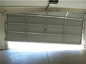 Garage Door Service and repair from $50