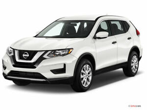 2018 Nissan Rogue All Wheel Drive $370/month including  HST