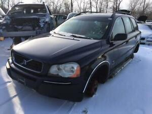 2004 Volvo XC90 R Turbocharged in for parts at Pic N Save!