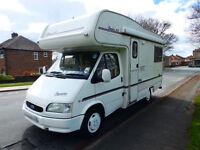 1999 V'reg Ford Transit 2.5 TD Herald Squire RL **New Upholstery/ Curtains**