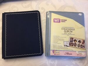 Photo Albums, extra pages and page-protectors