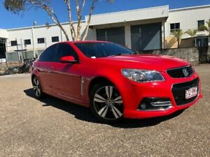 2014 Holden Commodore VF MY14 SV6 Storm Red 6 Speed Sports Automatic Sedan Woodridge Logan Area Preview