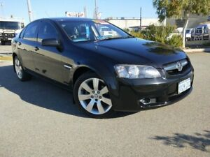 2009 Holden Commodore VE MY10 International Black 6 Speed Automatic Sedan Malaga Swan Area Preview