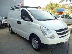 2010 Hyundai iLOAD TQ White 5 Speed Manual Van Mordialloc Kingston Area Preview