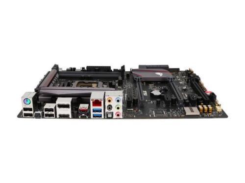 ASUS ROG MAXIMUS VIII RANGER LGA 1151 Intel Z170 HDMI SATA 6Gb/s USB