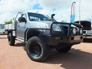 2008 Mazda BT-50 DX Silver 5 Speed Manual Cab Chassis Rosslea Townsville City Preview