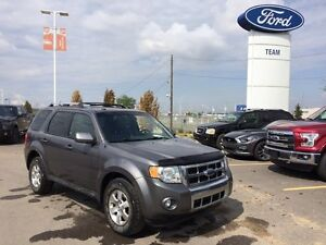 2010 Ford Escape Limited - loaded!!