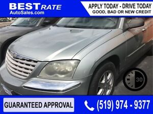 CHRYSLER PACIFICA - APPROVED IN 30 MINS - REBUILD YOUR CREDIT!