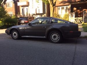 Grey 1986 300ZX - As Is, Where Is