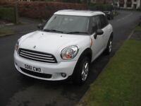 Mini Countryman 1.6 Cooper (Pepper Pack), Superb Condition, Full Main Dealer Service History