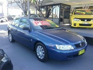 2003 Holden Commodore VY Executive Blue 4 Speed Automatic Sedan Lansvale Liverpool Area Preview