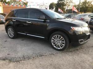 2011 LINCOLN MKX - 4 Door  AWD