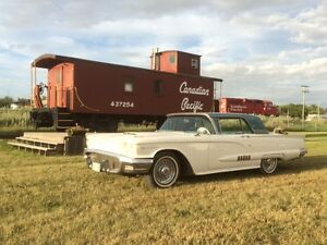 1958 Ford Thunderbird Coupe (2 door)  OBO Regina Regina Area image 2